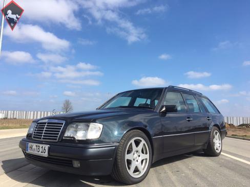Mercedes-Benz 500 w124 1995