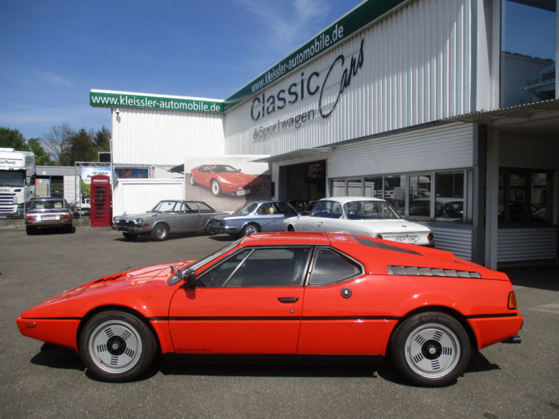 Bmw M1 For Sale >> 1980 Bmw M1 Is Listed For Sale On Classicdigest In Industriestrasse