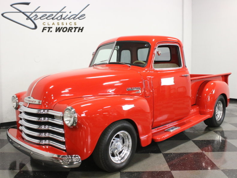 1949 Chevrolet 3100 is listed Såld on ClassicDigest in Fort