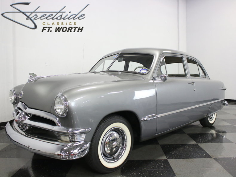1950 Ford Custom is listed Sold on ClassicDigest in Fort