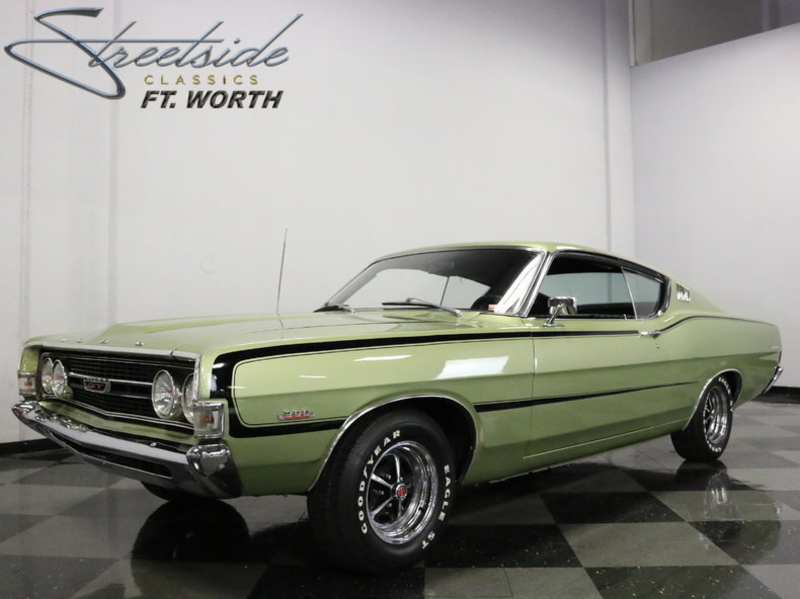 1968 Ford Torino is listed Sold on ClassicDigest in Fort