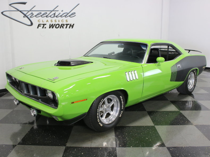1973 Plymouth Cuda is listed For sale on ClassicDigest in Dallas / Fort  Worth, Texas by Streetside Classics - Dallas/Fort Worth for $109995