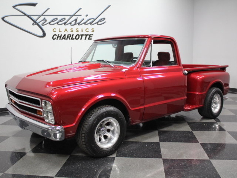 1968 Chevrolet C10 is listed Sold on ClassicDigest in Charlotte by ...