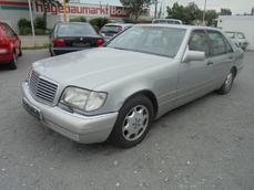 Mercedes-Benz 600 1991