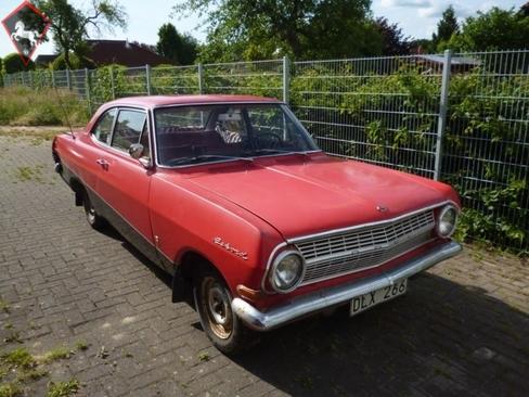 Opel Rekord 1964