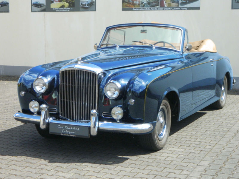 1956 bentley s1 is listed verkauft on classicdigest in. Black Bedroom Furniture Sets. Home Design Ideas