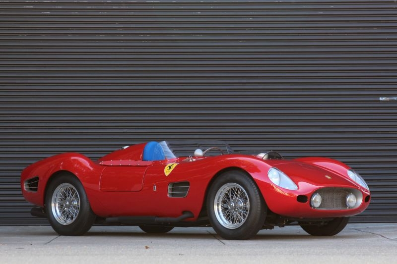 1961 Ferrari 250 Tr Evocazione Recreation Is Listed Sold On