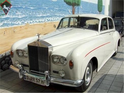 Rolls-Royce Silver Cloud SIII 1967
