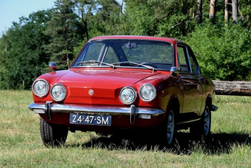 1972 Fiat 850 Is Listed For Sale On Classicdigest In