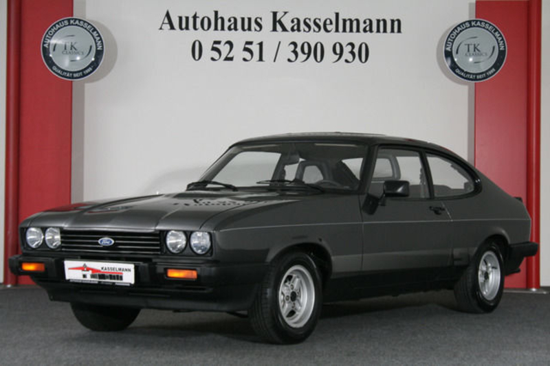 1982 ford capri is listed s ld on classicdigest in schulze. Black Bedroom Furniture Sets. Home Design Ideas