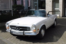Mercedes-Benz 280SLC w107 1969