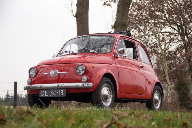1972 Fiat 500 Is Listed For Sale On Classicdigest In Wallstrasse