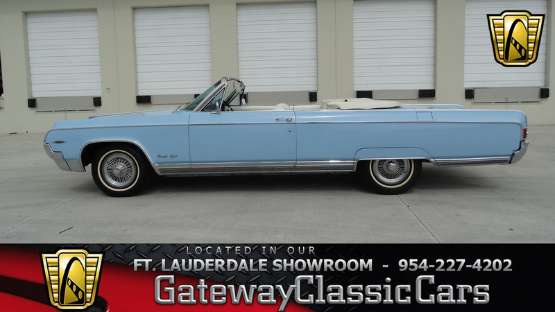 1964 Oldsmobile 98 is listed Sold on ClassicDigest in Coral