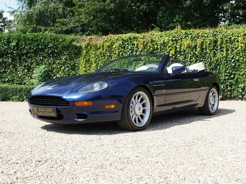 1998 Aston Martin Db7 Is Listed Verkauft On Classicdigest In Brummen By Gallery Dealer For 47500 Classicdigest Com