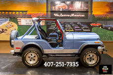 Jeep Wrangler 1980