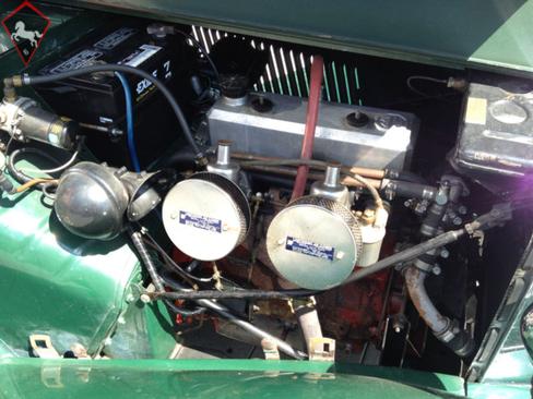 MG TD 1981