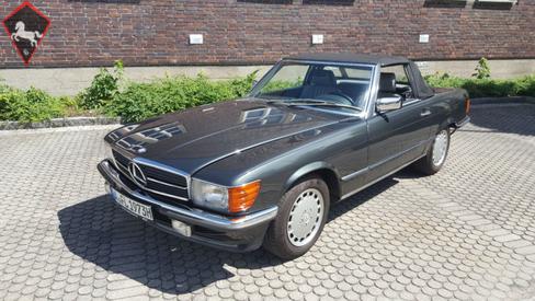 Mercedes-Benz 300 W186 Adenauer 1986