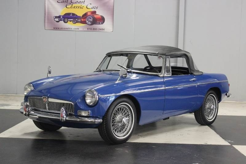 1967 MG MGB is listed Sold on ClassicDigest in Lillington by East