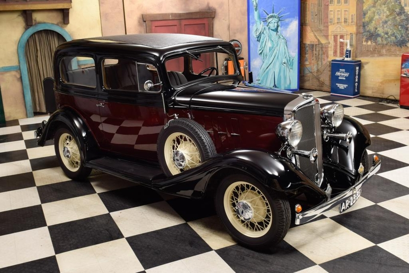 1934 Chevrolet Master is listed Sold on ClassicDigest in Emmerich am
