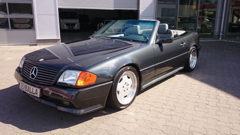 1992 mercedes benz 500sl r129 is listed sold on classicdigest in hansestrasse 49ade 38112. Black Bedroom Furniture Sets. Home Design Ideas