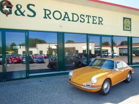 Porsche 911 SWB 1968