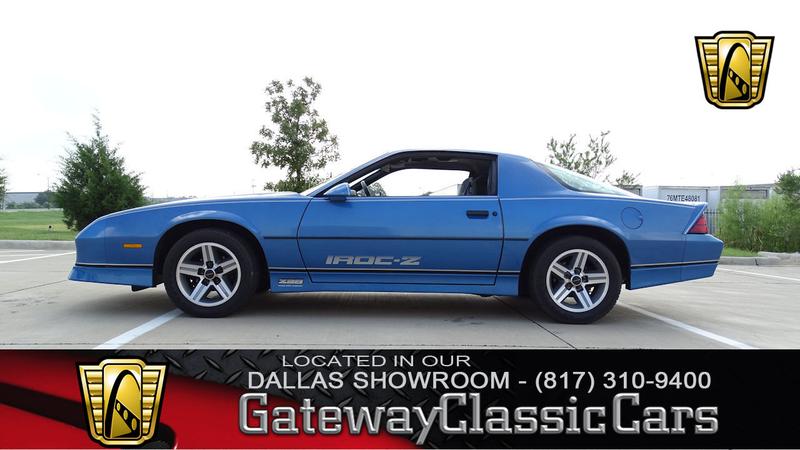 Gateway Classic Cars Dallas Tx