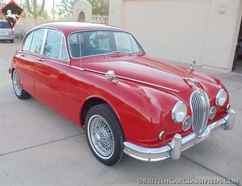 Jaguar MkII 1967