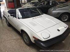 Triumph TR8 1981