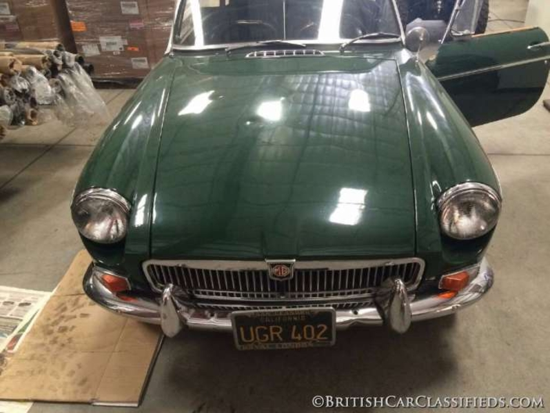 1967 MG MGB is listed For sale on ClassicDigest in Surrey by British Cars  for $7500