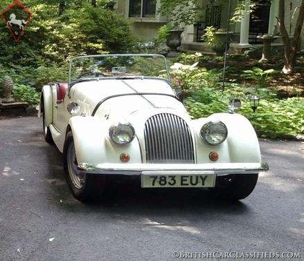 Morgan Plus 8 1961
