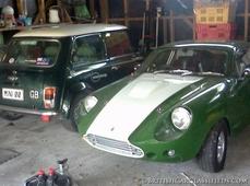 Mini Cooper S 1969