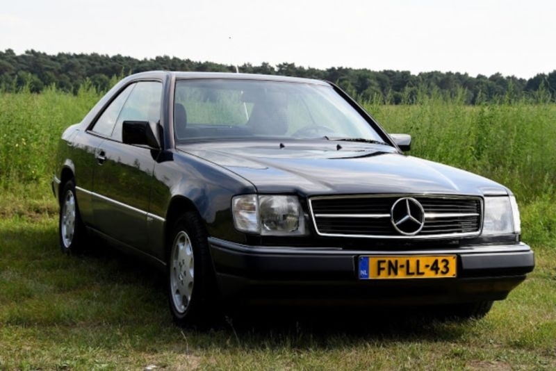 1991 mercedes benz 230 w124 is listed for sale on classicdigest in stationsweg 88nl 6075 cd. Black Bedroom Furniture Sets. Home Design Ideas