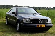 Mercedes-Benz 230 w124 1991