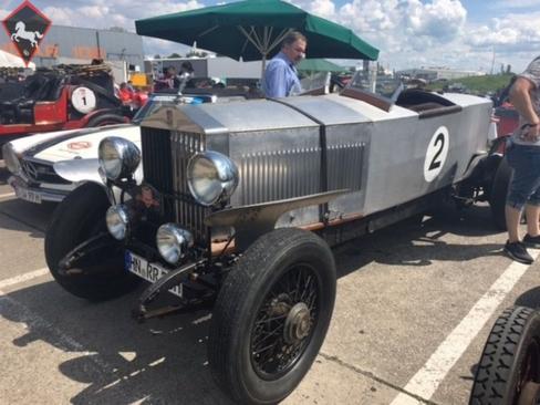 Rolls-Royce 20/25 1931