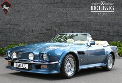 Aston Martin V8 1987