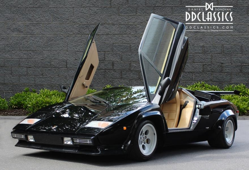 1974 Lamborghini Countach Is Listed Sold On Classicdigest In Surrey