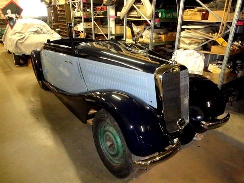 Mercedes-Benz 170S 1939