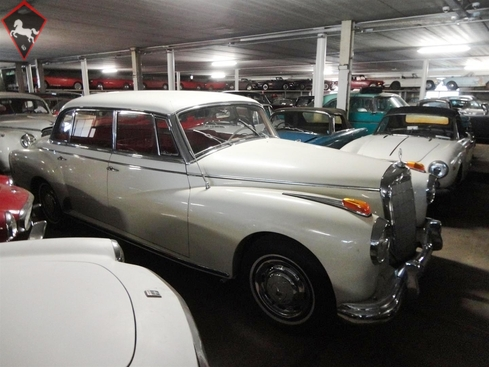 Mercedes-Benz 300d W189 1960
