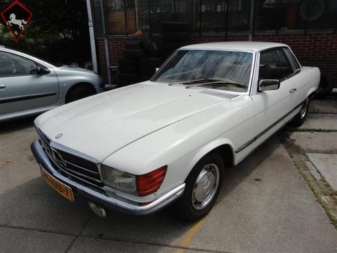 Mercedes-Benz 280SLC w107 1979