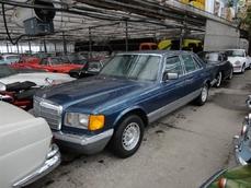 Mercedes-Benz 380 SE/L w126 1985