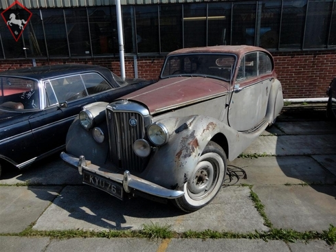 Jaguar MkV 1950