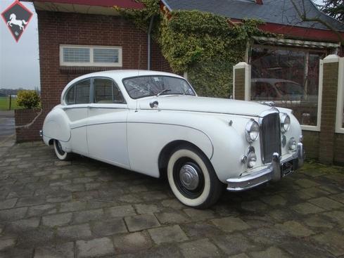 Jaguar MkIX 1960