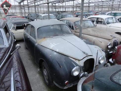 Jaguar MkII 1966