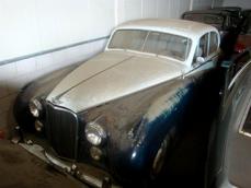 Jaguar MkVII 1955