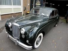 Jaguar MkIX 1958