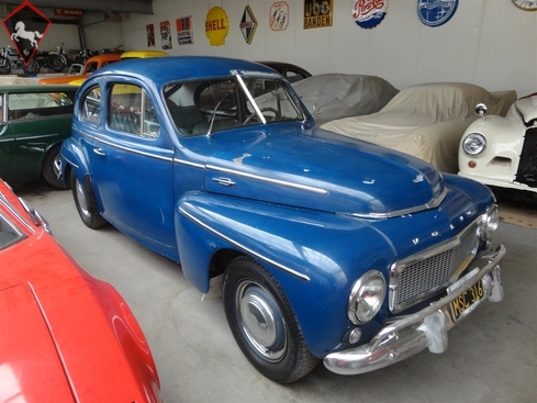 Volvo Other 1957