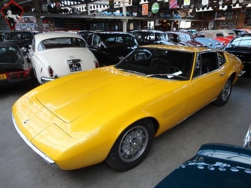 Maserati Ghibli 1968