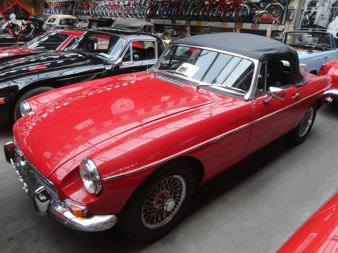 MG Other 1963