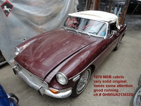 MG Other 1970