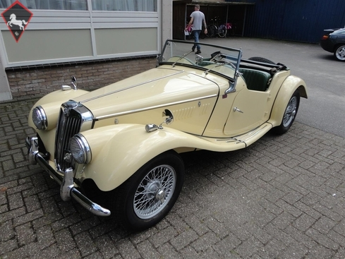 MG Other 1954